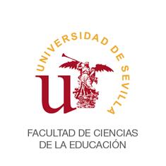 Resultado de imagen de LOGO FACULTAD DE LA CIENCIAS DE LA EDUCACION SEVILLA